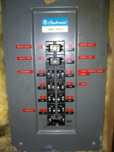 Push-Matic Panel